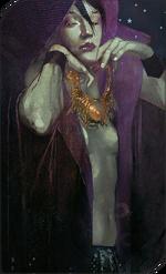 Morrigan tarot