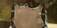 Wooden Kite Shield