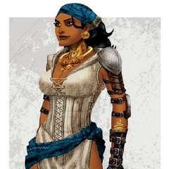 Isabela in World of Thedas Vol 2