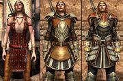 DA2 Aveline Companion Armor Comparison