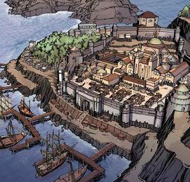 Qarinus - Dragon Age Those Who Speak