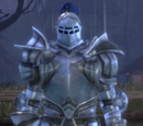 Grey Warden plate armor set