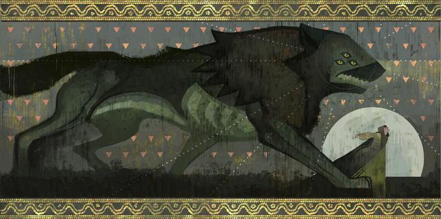 File:Trespasser Dread Wolf Mural.PNG