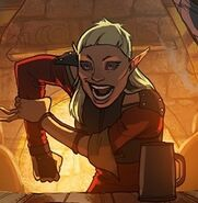 Dragon Age Inquisition  Make Vivienne a Godless Killing Machine