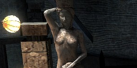 Codex entry: Andraste in Nude Repose - Invisible