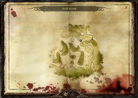 Map-Dark Forest