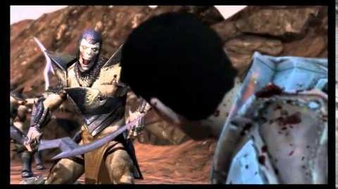 Introducing Aveline (Dragon Age II)