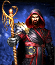 Caladrius - HoDA