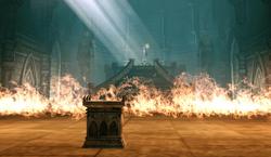 The Gauntlet - final room