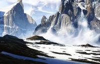 Ferelden mountainside