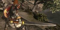 Mercenary's Blade