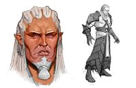 Sten concept art (Those Who Speak)