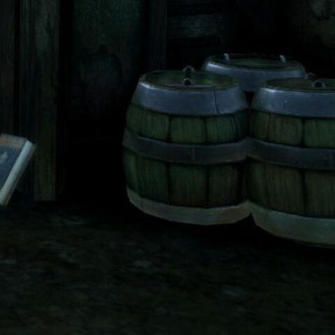 Location in <i>Dragon Age: Origins</i>