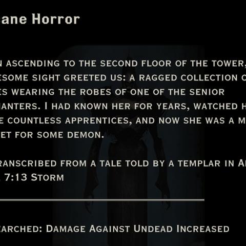 Creature damage bonus against <a href=