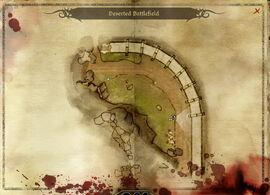 Map-Deserted Battlefield