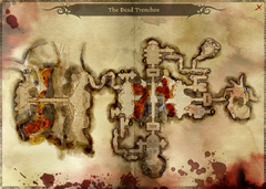 The Dead Caste map