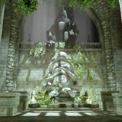 Elandrin's Tomb