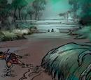 Tellari swamps