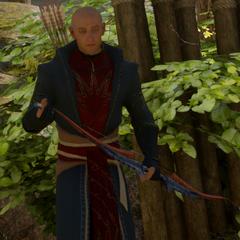 Templar Archer in <i>Dragon Age: Inquisition</i>