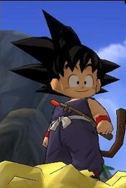 Goku child