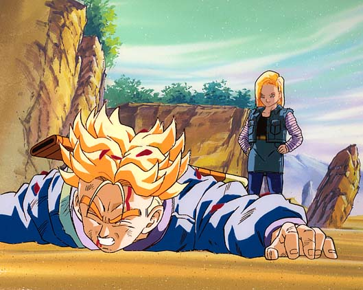 File:12Android18AndSuperSaiyanTrunksFighting.jpg