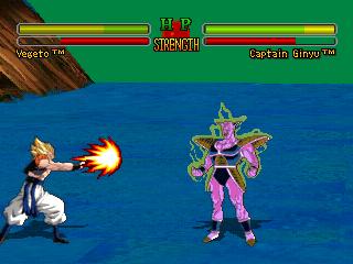 best fight in dragon ball z