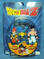 Minotia Gotenks 2pack