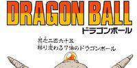The Dragon Balls Change Hands