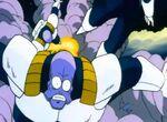 Gohan Blasts Slug Soldiers