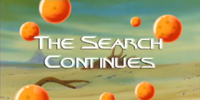 The Search Continues