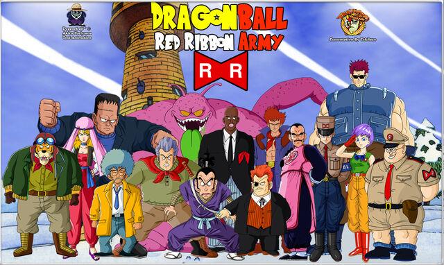 File:Dragon Ball Red Ribbon Army by tekilazo.jpg