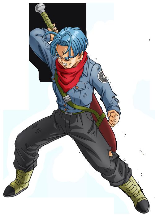 Trunks del Futuro Alternativo | Dragon Ball Wiki | FANDOM ...