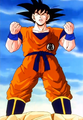 The Search Continues - Goku Training