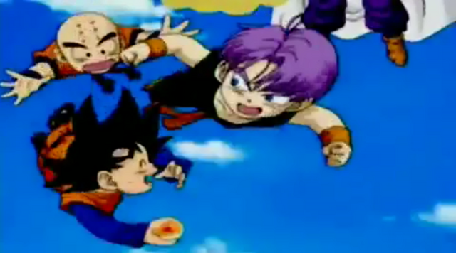 File:Goten and Trunks playing with Krillin.png
