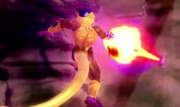 Death Spike Golden Frieza