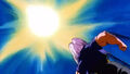 Future Trunks Vs. Tien