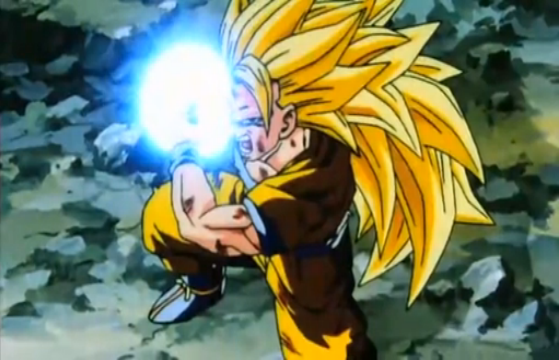 File:Vegeta's Respect - SS3 Goku Kamehameha.png