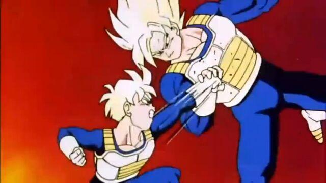 File:Goku and Gohan training.jpg