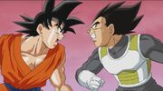 Dragon ball z resurrection f goku and vegeta by dragonballtvseries-d9443w9