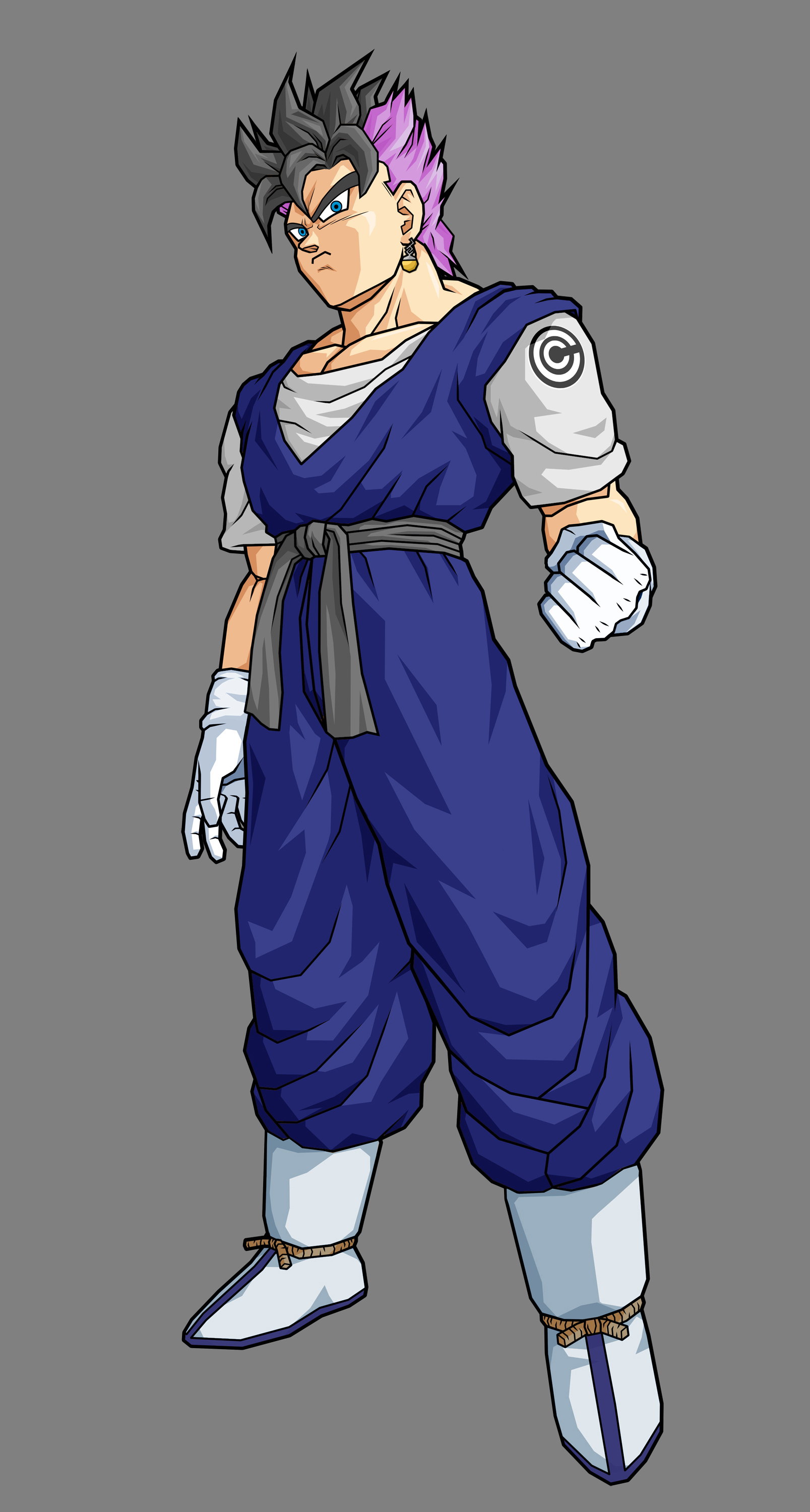 Future Vegeta Future Gohanxs