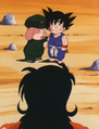 Yamcha meets goku and oolong PAN