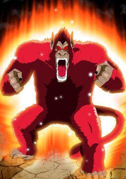 wiki Forum 6 tailed naruto vs  Super Saiyan 3 Goku 3F oldid 1353641Ten Tails Vs Goku