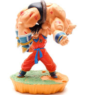 Megahouse-Nappa+Goku