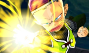 DB Fusions Android 33 Super EW Absorption (Special Move - Pic 2)