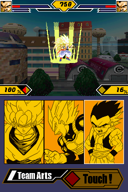 File:Dragon Ball Z - Supersonic Warriors 2 gotrenks SSJ 3.png