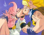 Goku vs buu