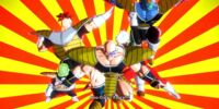 Together We Are The... Ginyu Force!