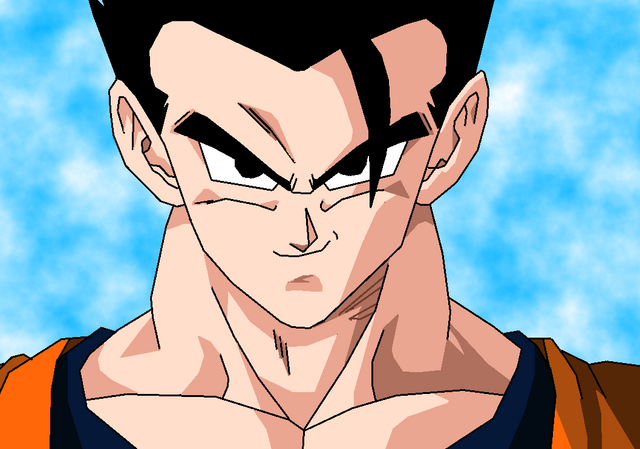 File:Gohan confident.png