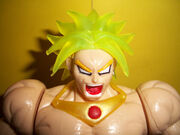 Broly Mexican glow