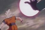 Cooler attacks goku